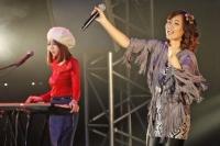 『oricon Sound Blowin'10th Anniversary supported by NTT西日本の模様』<br>matthews(撮り下ろし写真:井原完祐)