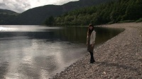 『いきものがかりドキュメント』番組カット<br> 吉岡聖恵 ネス湖にて (C)NHK