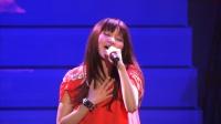 『いきものがかりドキュメント』番組カット<br> 吉岡聖恵 ライブ風景 (C)NHK
