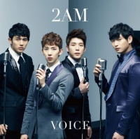 2AM 『VOICE』(通常盤)