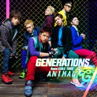 GENERATIONS from EXILE TRIBE<br>シングル「ANIMAL」【CDのみ】