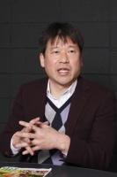 佐藤二朗&南沢奈央 映画『マメシバ一郎 フーテンの芝二郎』インタビュー(写真:逢坂 聡)<br>⇒