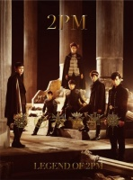 2PMのアルバム『LEGEND OF 2PM』【初回生産限定盤A】