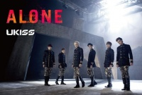 U-KISSのシングル「ALONE」【PLAYBUTTON】