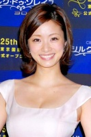 2013年『恋人にしたい女性有名人ランキング』3位 <br>上戸彩 (C)ORICON DD inc.