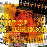 AFTERSCHOOLのベストアルバム『THE BEST OF AFTERSCHOOL 2009-2012 -Korea Ver.-』【CD+DVD盤】