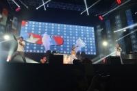 FUNKY MONKEY BABYSのラストツアーファイナル・さいたまスーパーアリーナ公演の模様