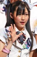 『第2回AKB48選抜総選挙』開票イベントの模様<br>5位 渡辺麻友