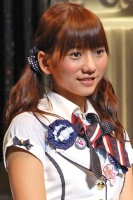『第2回AKB48選抜総選挙』開票イベントの模様<br>13位 高城亜樹