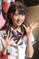 『第2回AKB48選抜総選挙』開票イベントの模様<br>8位 柏木由紀