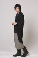 佐藤健 映画『リアル〜完全なる首長竜の日〜』インタビュー(写真:逢坂 聡)<br>⇒