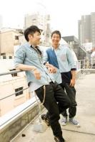 ヴァネス・ウー&ジミー・ハン 映画『夢の向こう側 〜ROAD LESS TRAVELED〜』インタビュー(写真:泉山美代子)<br>⇒