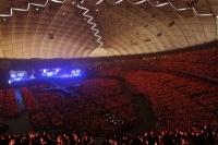『東方神起 LIVE TOUR 2013 〜TIME〜』<br>ファイナル東京ドーム公演の模様