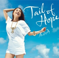 BoA シングル「Tail of Hope」(CDのみ)