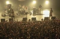 ORANGE RANGE 視聴ライブ『ORANGE RANGE SHOWCASE LIVE at SHIBUYA-AX 〜New Album 『spark』 視聴会〜』の模様