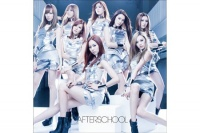AFTERSCHOOLのシングル「Rambling girls/Because of you」【CDのみ】