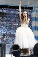 『a-nation 2013 stadium fes.』東京公演<br>2日目 May J.