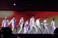 『a-nation 2013 stadium fes.』東京公演<br>1日目 SUPER JUNIOR