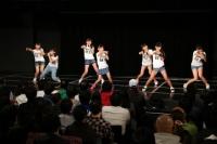 AKB48グループ各劇場昼公演に、前座として出演したドラフト候補メンバー
