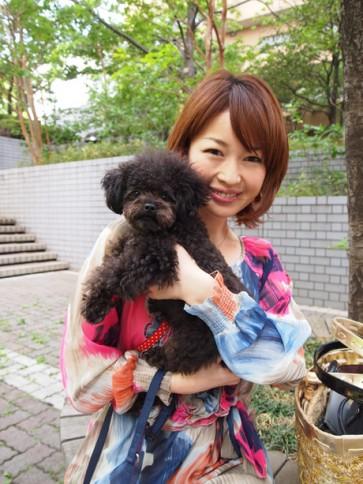 犬と松丸友紀