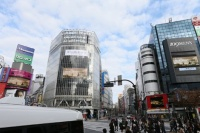 スクランブル交差点の4つのビジョンをジャック☆『カノ嘘』渋谷ジャックをフォトレポート!<br>⇒