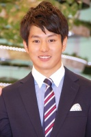 『第9回 好きな男性アナウンサーランキング』<br>7位のフジテレビ・中村光宏アナ(C)ORICON NewS inc