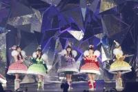 『ももいろクリスマス2013』を開催したももいろクローバーZ<br>(左から)佐々木彩夏、有安杏果、高城れに、百田夏菜子、玉井詩織