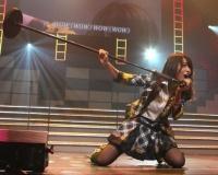 『リクエストアワーセットリストベスト200 2014』<br> 1月24日の公演2日目アンコール<br> 「前しか向かねえ」<br> 大島優子