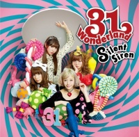 Silent Siren メジャー2ndアルバム<br>『31Wonderland』(通常盤)