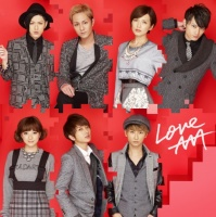 AAAのシングル「Love」【mu-moショップ限定盤】