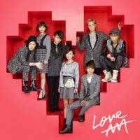 AAAのシングル「Love」【CDのみ】