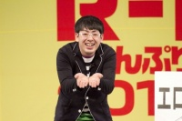 『R−1ぐらんぷり2014』ファイナリスト ヒューマン中村