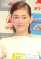 2014年『恋人にしたい女性有名人ランキング』<br>1位の綾瀬はるか (C)ORICON NewS inc.
