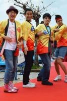 """第6回沖縄国際映画祭""""オープニング・レッドカーペット""""フォトレポート!<br>⇒"""