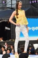 """第6回沖縄国際映画祭""""ビーチステージ・ファッションショー""""フォトレポート!<br>⇒"""