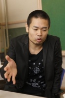藤原竜也&品川ヒロシ監督 映画『サンブンノイチ』インタビュー(写真:逢坂 聡)<br>⇒