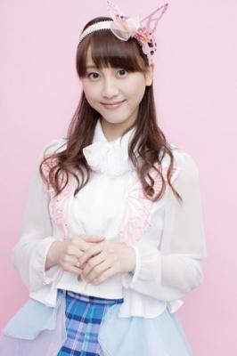 アニメや電車オタクを公言する元SKE48の松井玲奈(写真:草刈雅之)