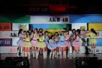 『AKB48グループ春コンinさいたまスーパーアリーナ〜思い出は全部ここに捨てていけ!〜』<br>SKE48単独公演の模様<br>「ワッショイE!」