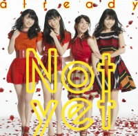 Not yet 1stアルバム『already』(通常盤 Type-A) <br>⇒