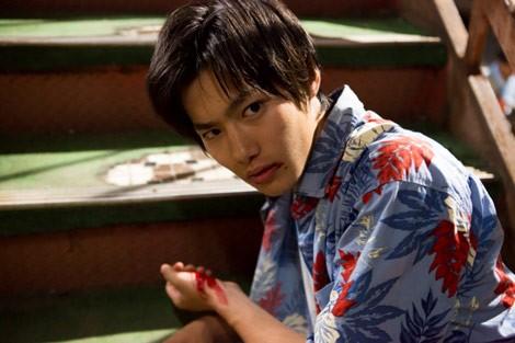 野村周平 映画『クジラのいた夏』インタビュー(C)2014「クジラ