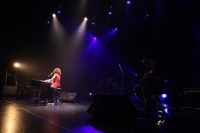 『oricon Sound Blowin' 2014〜spring〜』に出演した<br>杉恵ゆりか