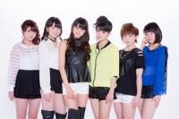 スマイレージ (左から)福田花音、勝田里奈、和田彩花、田村芽実、竹内朱莉、中西香菜
