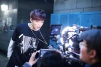 防弾少年団(BTS)のデビューシングル「NO MORE DREAM -Japanese Ver.-」のミュージックビデオ撮影の様子<br>JUNG KOOK(ジョングク)