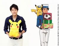 内田篤人 映画『ポケモン・ザ・ムービーXY』インタビュー(C)Nintendo・Creatures・GAME FREAK・TV Tokyo・ShoPro・JR Kikaku (C)Pokemon (C)2014 ピカチュウプロジェクト