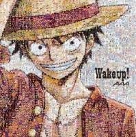 AAAのシングル「Wake up!」【CD+DVD[ワンピース絵柄ジャケットver.]初回生産限定盤】
