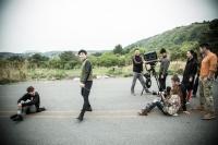 TEAM H(チャン・グンソク&BIG BROTHER)の「Take me」ミュージックビデオ撮影オフショット