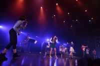 『EX THEATER PREMIUM LIVE SERIES GO LIVE VOL.2』に出演したLittle Gree Monster