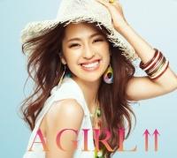 DJ和のアルバム『A GIRL↑↑ mixed by DJ和』