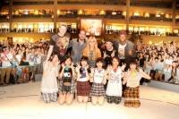 ペンタトニックス<br>Little Glee Monsterも参加した神奈川・ラゾーナ川崎でのイベントの様子