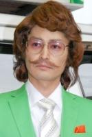 舞台『スマートモテリーマン講座』の街宣イベントに出席した安田顕(C)ORICON NewS inc.